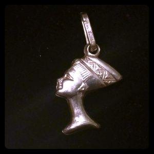 Jewelry - 925 Egyptian Pharaoh Pendant